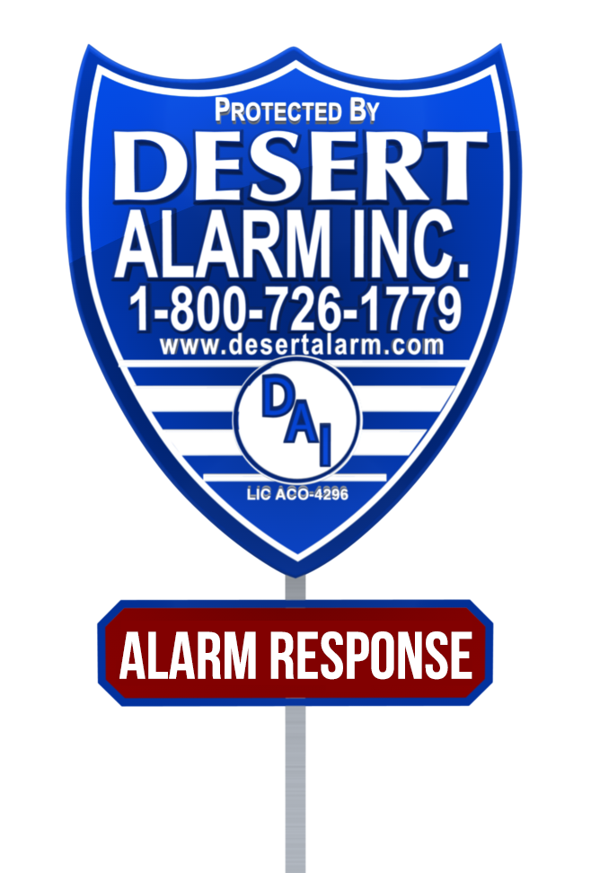 Desert Alarm