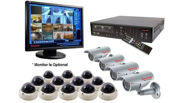 Residential & Commercial Security Camera System | Desert Alarm INC.