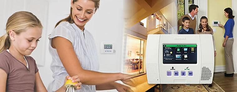 Professional Home Security System   Desert Alarm