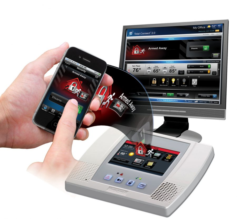Home Automation System | Smart Home Devices | Desert Alarm