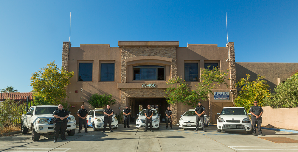 Desert Alarm Response & Patrol Services | Home and Business Security